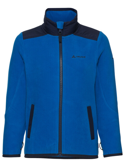 VAUDE Racoon Fleece Jacket Kids blue
